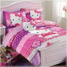 bedroom sets beautiful hello kitty bedroom set adorable hello