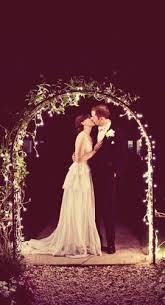 wedding arch lights written in the rock n events luxury wedding designer
