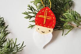 st nicholas center ornament