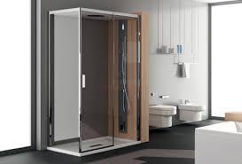 cabine de rectangulaire cabine de en verre rectangulaire avec porte battante