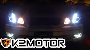 lexus lighting accessories k2 motor installation video 1998 2005 lexus gs300 gs400