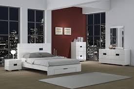 bedroom set white global united aria bedroom set white global united