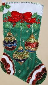 bucilla jeweled ornaments felt kit by scmshoppingspree