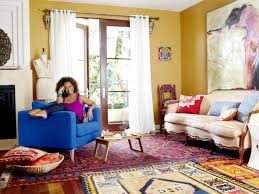 Yellow Livingroom by The Elements Of A Happy Living Room Hgtv