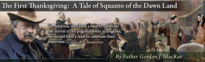the thanksgiving a tale of squanto of the land