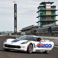 used lexus suv indianapolis chevrolet corvette reprises role of indianapolis 500 pace car