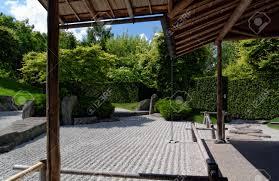 japanese zen garden in famous gardens of the world in berlin