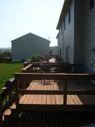 Handrail Height Code California California Building Code Requirements For Building A Deck Hunker