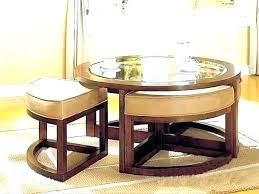 coffee table and stool set table with stools dining table side table stool storage naderve info