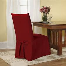 Duck Cotton Slipcovers Buy Dining Slipcovers From Bed Bath U0026 Beyond