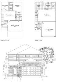 orsinger dream energy efficient floor plans for new homes in