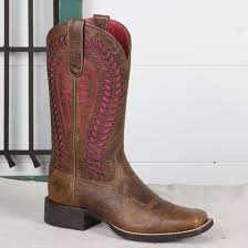 s quickdraw boots ariat quickdraw venttek barn brown boot brown clothes and