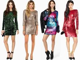 glitter dresses for new years new year s 2014 trends and ideas part 1