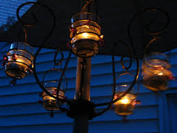 best 25 patio umbrella lights ideas on patio table