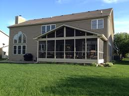 patio ideas screened porch archadeck custom decks patios sunrooms
