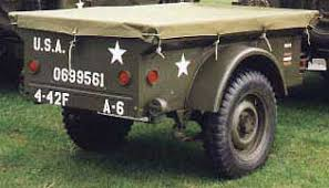 bantam jeep for sale armslist for sale trade military 1 4 ton trailer 1946 bantam