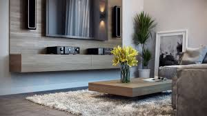 apartment modern yet stylish wooden coffee table working with