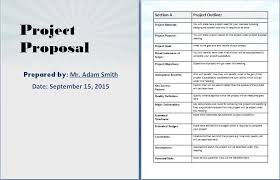 proposal template in word simple business proposal template how