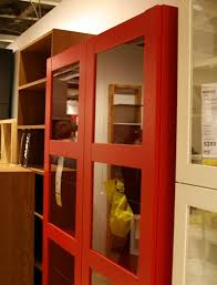 Ikea Red Cabinet Bergsbo Cabinet From Ikea Apartment Therapy