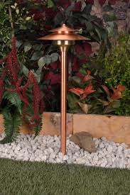 Cooper Landscape Lighting Cambridge 12v Copper Area Light By Unique Lighting Systems Cooper