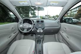 nissan tiida interior 2009 review 2012 nissan versa sedan sunny the truth about cars