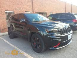 black jeep grand cherokee wrapking premium car wrap car foil canada chrome car