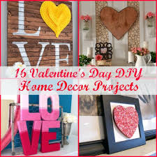 Valentines Home Decor Craft Ideas by Valentines Home Decor U2013 Dailymovies Co