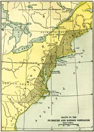 Southern States Of America Map by Colonyofvirginia Hogshead A Wine Blog