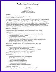 cover letter sample developer resume