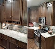 unique kitchen backsplashes kitchen backsplash adhesive for glass tile backsplash reclaimed