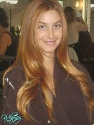 golden apricot hair color apricot hair color 9 34 9 5 whitney port new hair color apricot