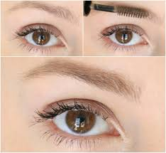 Mascara Meme - save time in the am with memebox i m eyebrow mascara