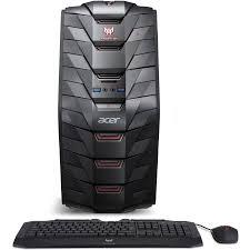 Acer Small Desktop Computer Acer Predator Ag3 710 Uw11 Desktop Pc With Intel Core I5 6400