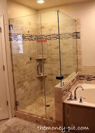 Cost Of Frameless Glass Shower Doors Frameless Shower Door Installation Cost Adca22 Org