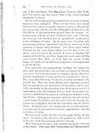 the project gutenberg ebook of cotton is king and pro slavery