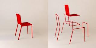 Luxury Furniture Design Idea Minimalist Aluminum Metal Chair - Metal chair design
