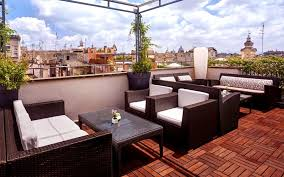 sofa bar top 10 restaurants in rome with an view