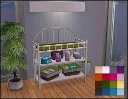 Changing Table Width Mod The Sims Simple Maxis Changing Table Recolors