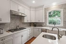 tasteful transitional little silver nj by design line kitchens