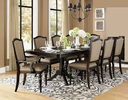marston dining table set andrew s furniture and mattress marston 9 piece dining set