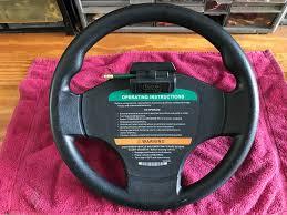 used oem club car precedent golf cart steering wheel with
