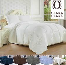 Heavy Down Alternative Comforter Clark White Goose Down Alternative Comforter Duvet Review
