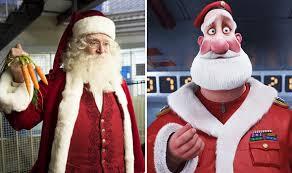 Seeking Santa Claus Cast Top 25 Santa Claus Richard Attenborough S Kris Kringle Is