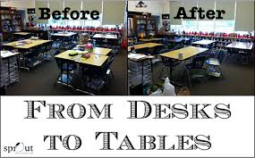 Standing Desks For Students Classroom Diy Whiteboard Tables Sprout Classrooms