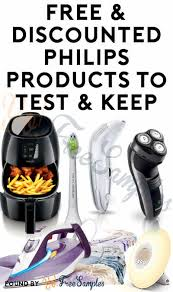 free discounted philips kitchen hair care personal care