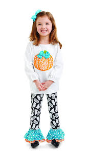 Pumpkin Pie Halloween Costume Pant Mud Pie