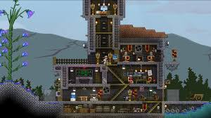 starbound houses building ship show off your house d page 10 chucklefish forums
