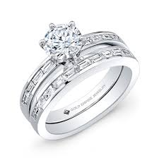 wedding band with engagement ring how to a wedding band for every type of engagement ring