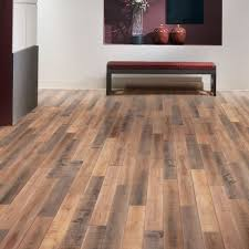 Commercial Laminate Flooring Woodland Reclaim Old Original Wood Brown L6626 Armstrong