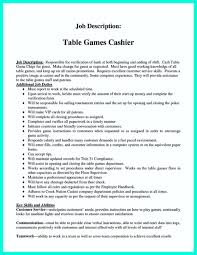 Job Description Of Cashier For Resume by Terrible Mistakes To Avoid When You Make Your Cashier Resume